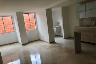 Apartamento En Venta En Medellin Laureles con 3 habitaciones.