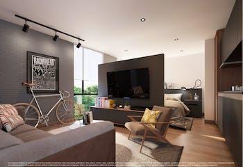 Origami 60, Apartamentos en venta en Chapinero Alto de 1-2 hab.