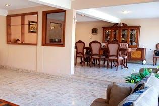 Casa en Bosque Residencial Xochimilco 200m2 con 3 recamaras