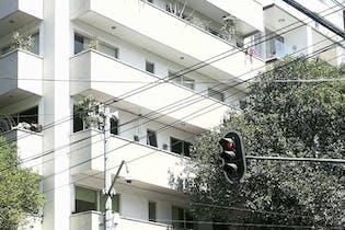 Departamento en venta en Cuauhtémoc 102m2 con 2 recamaras