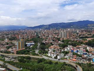 Una vista de una ciudad en la distancia en Apartamento en venta en San Germán, 57m² con Zonas húmedas...