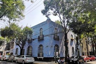 Casa en venta en San Miguel Chapultepec 546m2 con balcon