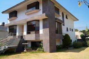 Casa en venta en San Pedro Martir Tlalpan con terraza 900 m²
