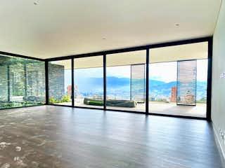 Una vista del horizonte de la ciudad desde una ventana en Apartamento en venta en Las Palmas con Gimnasio...
