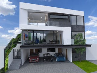 Casa en venta en Bosque Real Country Club, Estado de México