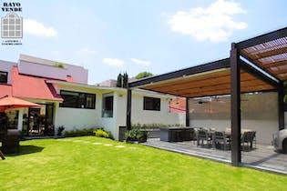 Casa en venta en Jardines del Pedregal, 346 m² en condominio