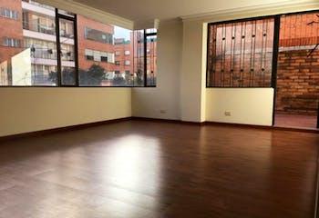 Apartamento en venta en Chicó Navarra de 2 alcobas