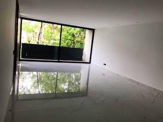 Una ventana en una habitación con una ventana en Suderman Polanco