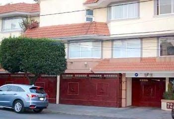 Casa en venta en Del Valle Centro con roofgarden 245 m²