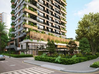 Contree Castropol, apartamentos nuevos en El Poblado, Medellín