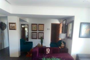 Departamento en venta en San Angel Inn 118.22m2 con 3 recamaras