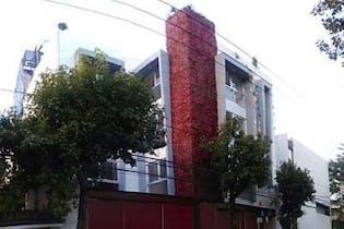 Departamento en venta en Polanco 114.48m2 con 3 recamaras