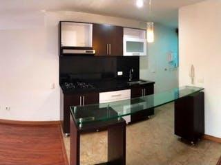 Una vista de una sala de estar y una sala de estar en Apartamento en venta en Batán 50m²