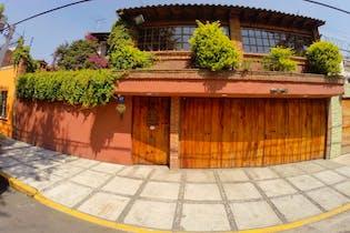 Casa en venta en San Diego Churubusco 423m2 con 4 recamaras
