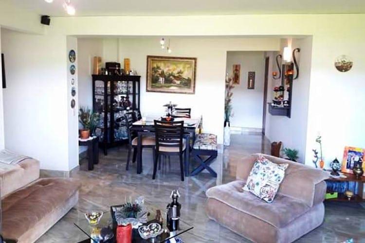Portada Apartamento En Venta En Bogota La Alameda - con dos garajes y depósito