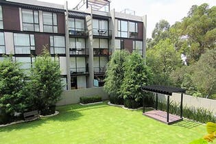 Departamento en venta en Tetelpan, 119 m² con terraza