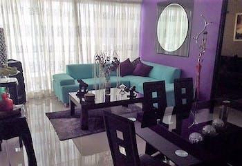 Departamento en venta en Portales Oriente, 95m² con balcón