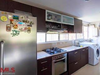 Nassau, apartamento en venta en Los Balsos, Medellín