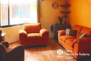 Casa en venta en Héroes de Padierna de 150 m² con jardín