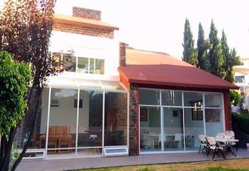 Casa en venta en Bosques de Tarango, 293 m² en condominio