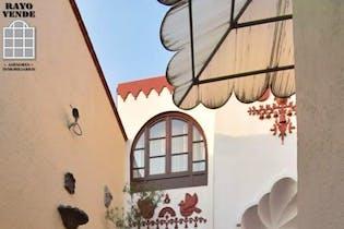 Casa en venta en Villa Coyoacán, 272 m² con jardín