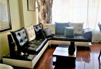 Apartamento En Bogota Cedro Golf, Con 2 habitaciones-85mt2