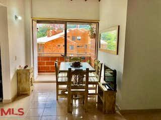 Una sala de estar llena de muebles y una ventana en Ciudadela San Gabriel (La Sebastiana)