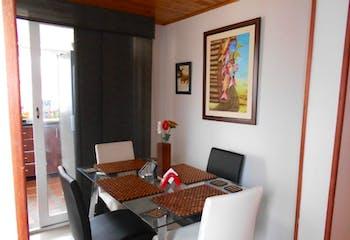 Apartamento En Venta En Bogota -Teusaquillo, cuenta con 2 habitaciones.