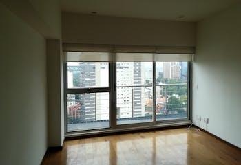 Departamento en venta en Col. Xoco, 72.96 m² con balcón