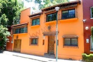 Casa en venta en Insurgentes San Angel 369 m2 con 4 recamaras