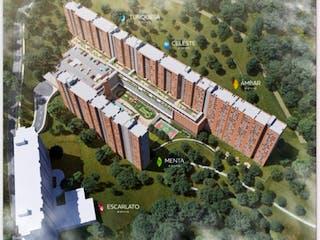 Apartamento en venta en La Laja, Rionegro
