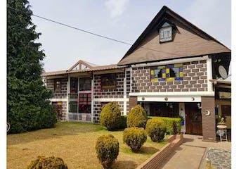 Casa en venta en San Miguel Ajusco 624 m2 con 2 recamaras