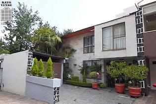 Casa en venta en Tizapan, 288 m² en condominio