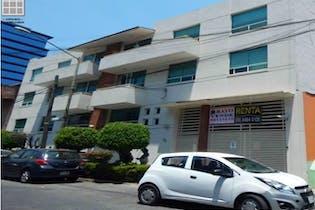 Departamento en venta en Santa Maria Nonoalco, 178 m² con vigilancia las 24 horas