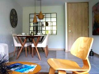 Apartamento en venta en Restrepo Naranjo de 2 alcoba