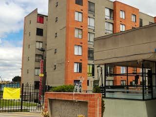 Apartamento en venta en La Candelaria de 2 alcobas