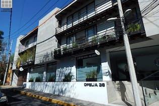 Departamento en venta en Tizapan, 125 m² con terraza