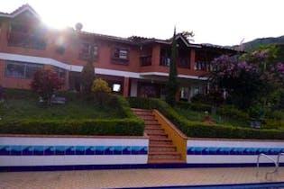 Casa Campestre En Barbosa Barbosa Popalito con kiosko y turco.