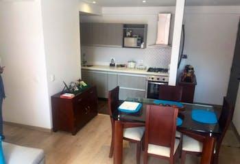 Apartamento En Venta En Bogota-Niza, cuenta con 2 habitaciones.