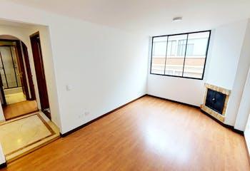 Apartamento en venta en Santa Barbara de 1 alcoba