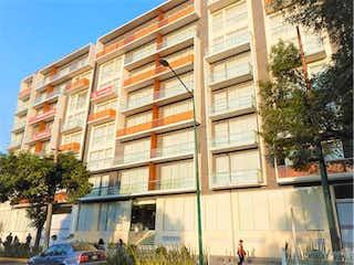 Departamento en venta en Cuauhtémoc Pensil 80m² con Gimnasio...