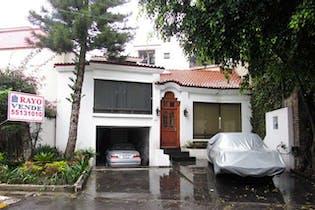 Casa en venta en Club de Golf México, 300 m² con seguridad 24 horas