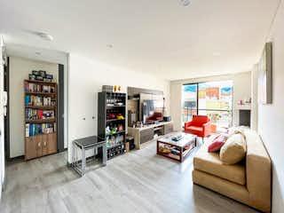 Apartamento en venta en Santa Paula, 60mt con balcon