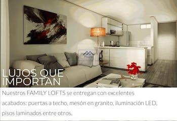Apartamento en venta en Casco Urbano Chía, 82m² con Bbq...