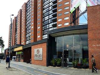 Apartamento en venta en Santa María Del Lago de 2 hab. con Bbq...