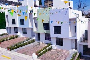 Casa en La Magdalena, La Magdalena Contreras 219 m2 con 3 recamaras