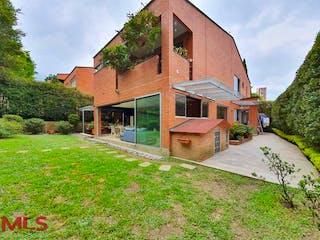 Reserva De San Jorge, casa en venta en Loma de Benedictinos, Envigado