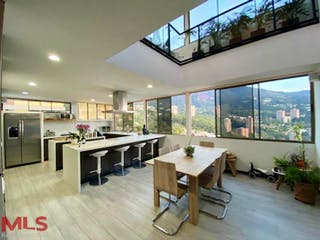 Yerbabuena, apartamento en venta en El Tesoro, Medellín