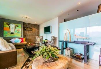 Apartamento en El Poblado,Cantagirone 5 con tres habitaciones