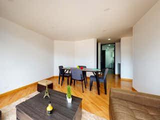 Apartamento en venta en Prado Pinzón de 77m² con Jardín...